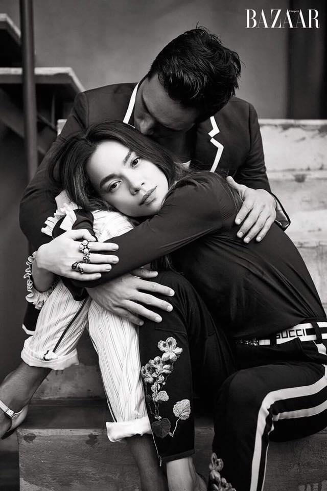 Hồ Ngọc Hà táo bạo khoe hình 'giường chiếu' với Kim Lý, nhìn tới phần dưới ai cũng phải đỏ mặt - Ảnh 3