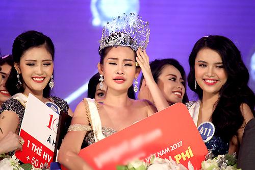 Bác sĩ kết luận Tân Hoa hậu Đại dương Việt Nam 2017 không phẫu thuật thẩm mỹ - Ảnh 1