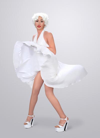 Choáng với đôi chân thon dài trắng nõn nhiều mỹ nhân ao ước của Hoài Linh - Ảnh 11
