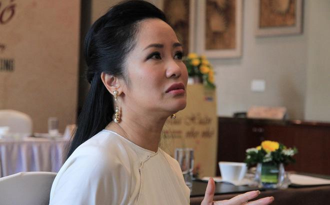 Không thể nhận ra đây là 'chị Bống' Hồng Nhung trong loạt ảnh cận mặt này - Ảnh 3