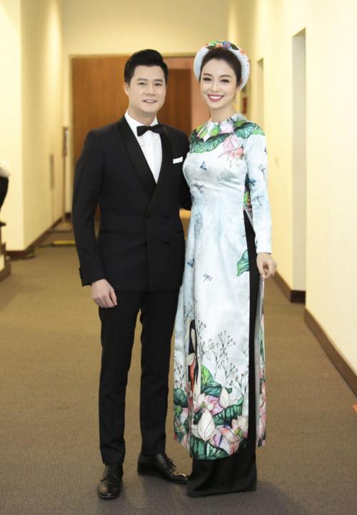 Chạm mặt chồng cũ Quang Dũng tại sự kiện, Jennifer Phạm phản ứng bất ngờ - Ảnh 3