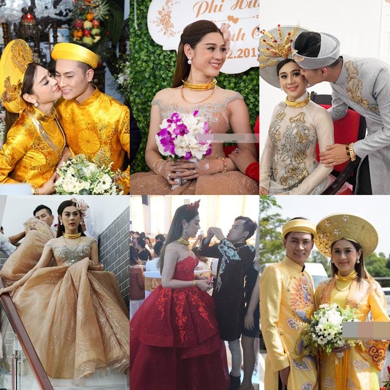 Những chi tiết siêu độc và lạ chỉ xuất hiện trong đám cưới 'công chúa' Lâm Khánh Chi - Ảnh 1