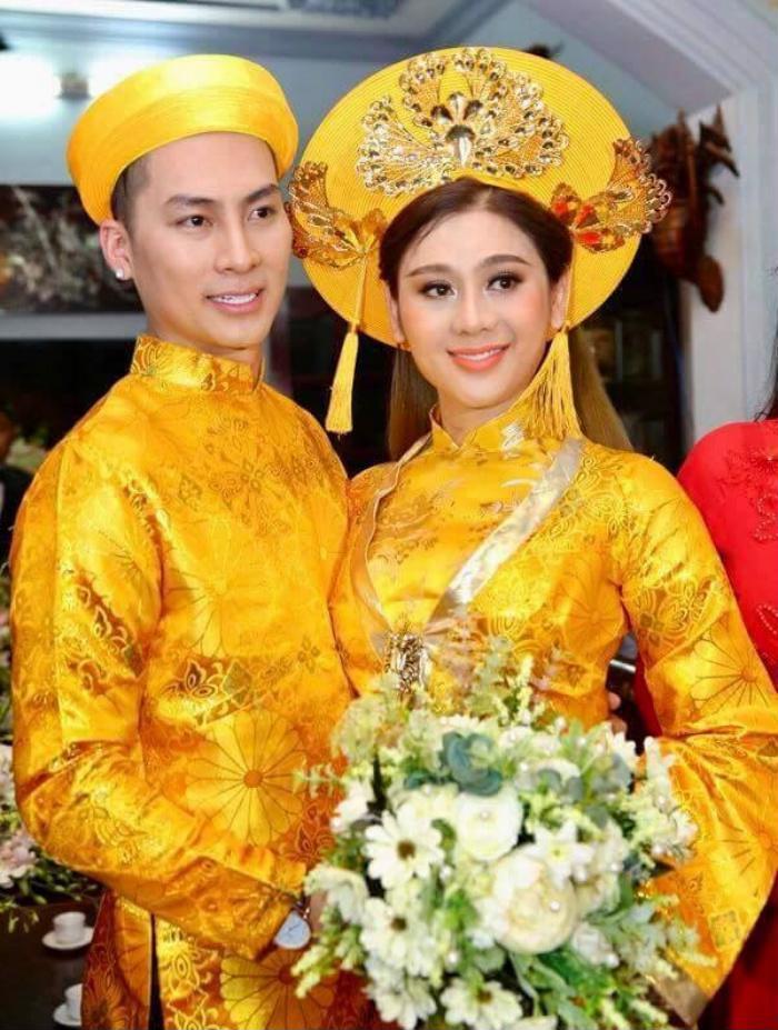 Những chi tiết siêu độc và lạ chỉ xuất hiện trong đám cưới 'công chúa' Lâm Khánh Chi - Ảnh 2