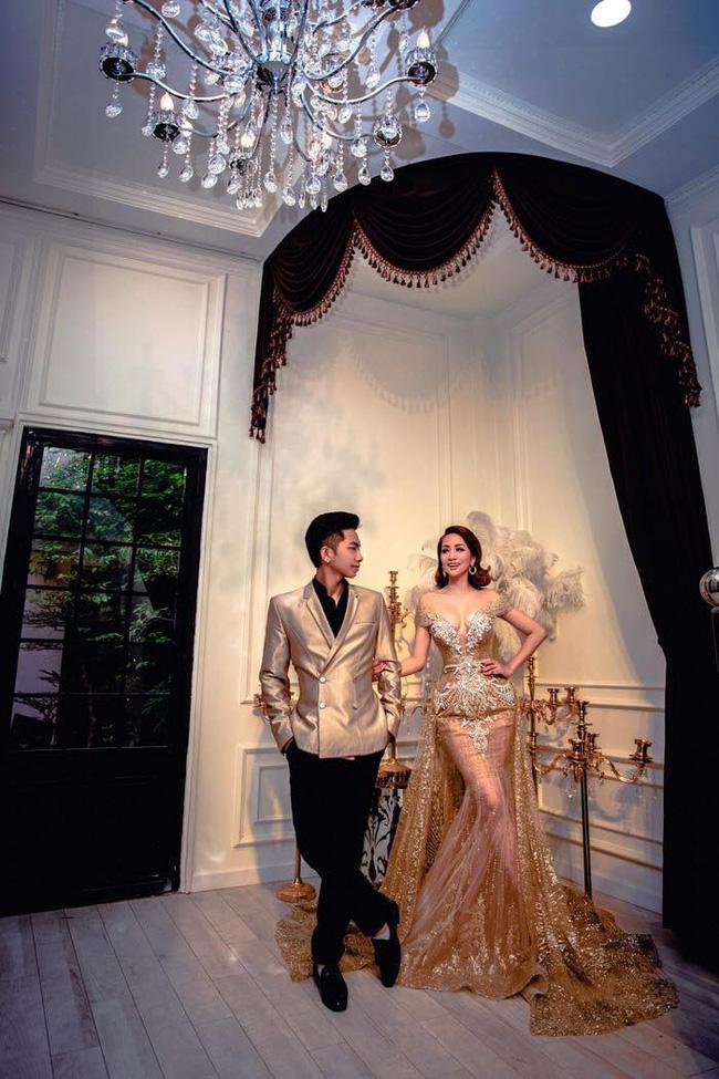 Khánh Thi - Phan Hiển bất ngờ tung ảnh cưới sau 12 năm bên nhau - Ảnh 3