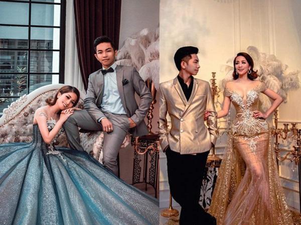 Khánh Thi - Phan Hiển bất ngờ tung ảnh cưới sau 12 năm bên nhau - Ảnh 4