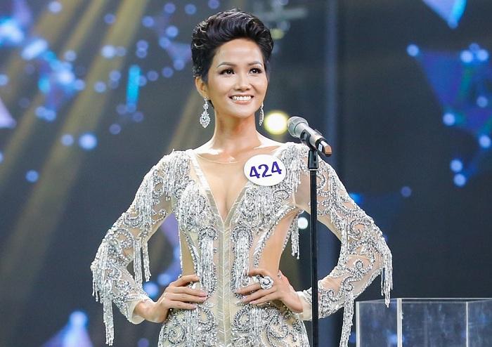 Không thể ngờ được, H'Hen Niê lại sống thế này trong căn hộ phần thưởng cho Hoa hậu Hoàn vũ Việt Nam 2017 - Ảnh 1
