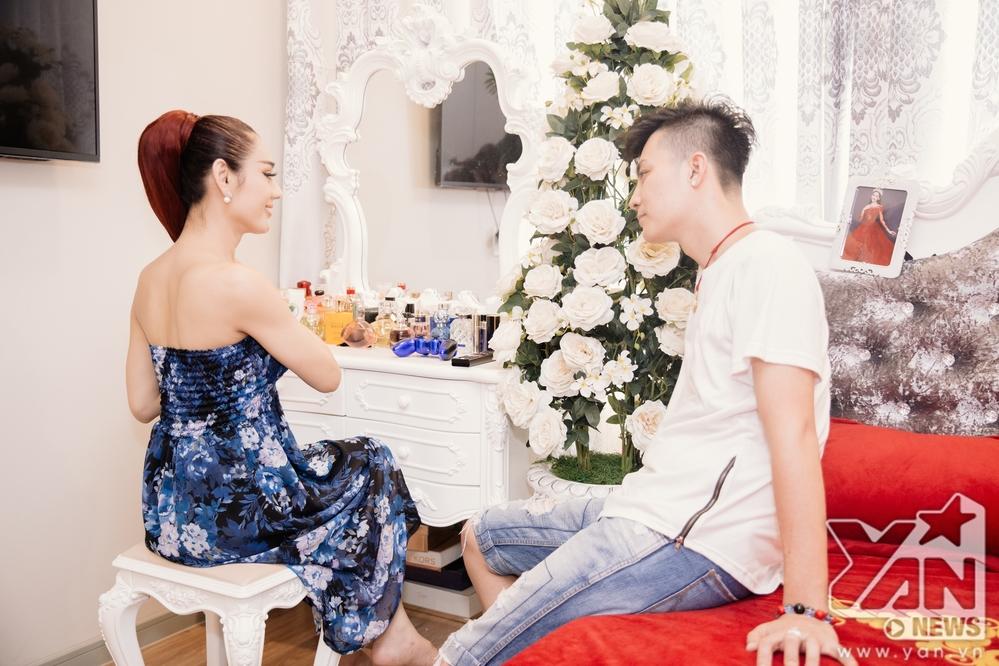 Ăn 'gạch đá' vì quát chồng trên truyền hình, Lâm Khánh Chi vẫn bình thản khoe cuộc sống hạnh phúc trong căn hộ tiền tỷ - Ảnh 4