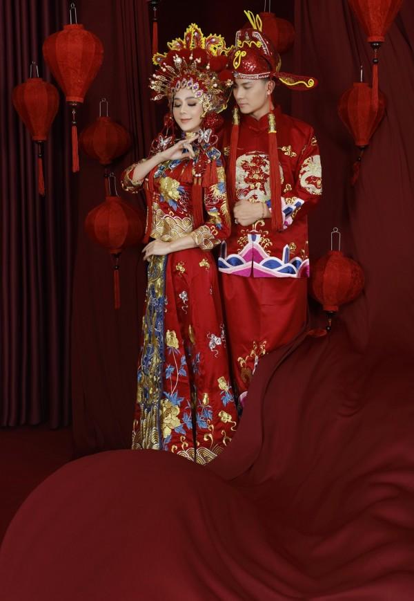 Lâm Khánh Chi tổ chức kỷ niệm ngày cưới cực khủng, mời 300 khách dù năm ngoái lỗ sấp mặt - Ảnh 6