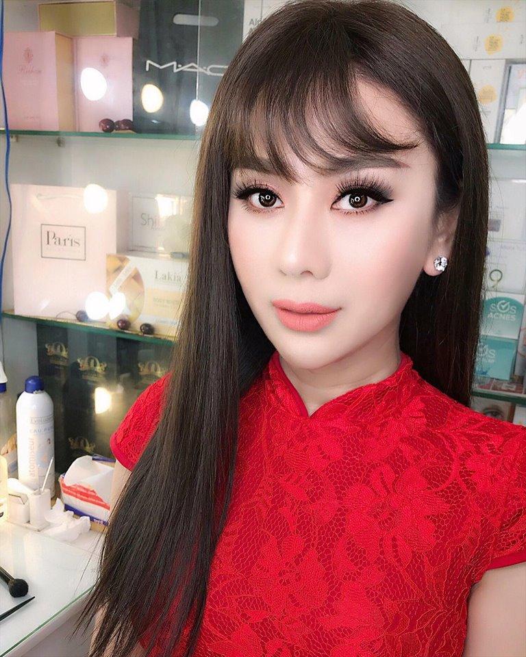 Lâm Khánh Chi mắng kẻ ghen tỵ vẻ đẹp của mình: 'Trời hại chị mới sợ, chắc tức hộc máu chứ gì' - Ảnh 2