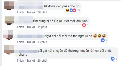 Fan choáng khi Lâm Vỹ Dạ đòi 'táng vào mặt' kẻ nhắn tin làm phiền - Ảnh 3