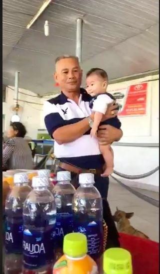Lần đầu lộ ảnh cận mặt con trai Lâm Khánh Chi - Ảnh 2