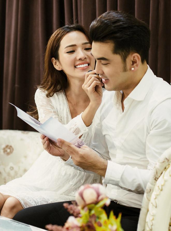Lộ thiệp cưới cực sang trọng và tốn kém của Ưng Hoàng Phúc và người mẫu Kim Cương - Ảnh 8