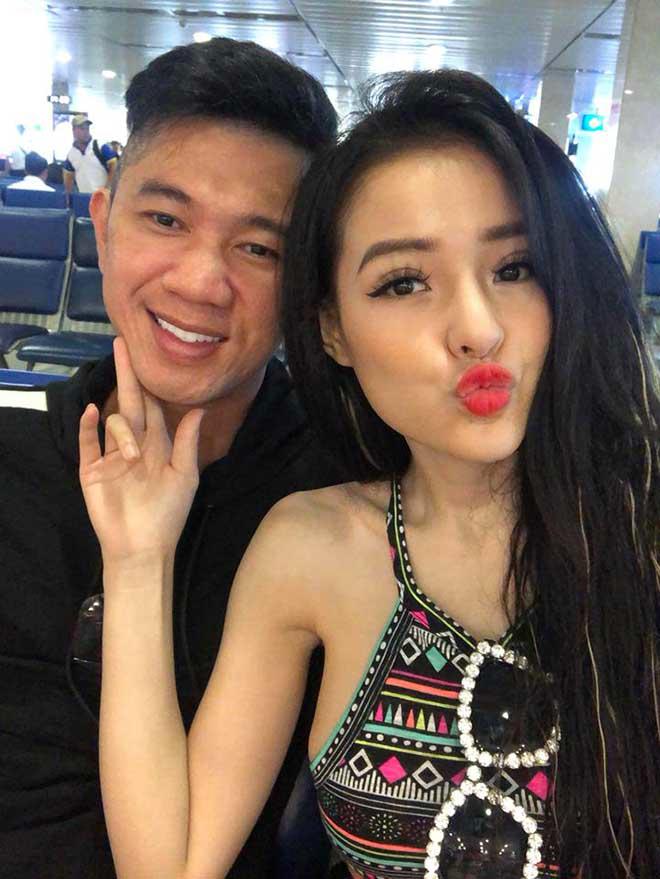 Lương Bằng Quang bị chỉ trích vì vô tư sờ nắn vòng 1 của bạn gái lúc đang livestream - Ảnh 3