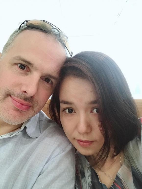 Lý Thanh Thảo gặp sự cố đau đớn ngay trong đêm đầu tiên đám cưới với chồng Tây - Ảnh 1