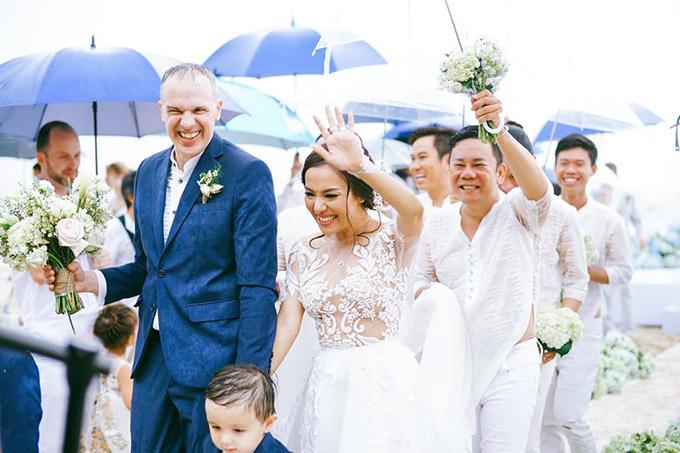 Lý Thanh Thảo gặp sự cố đau đớn ngay trong đêm đầu tiên đám cưới với chồng Tây - Ảnh 5