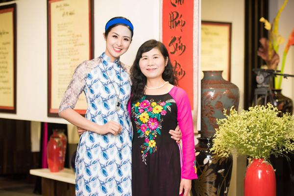 Xúc động với những trang nhật ký mẹ Hoa hậu Ngọc Hân viết cho con 28 năm về trước - Ảnh 3