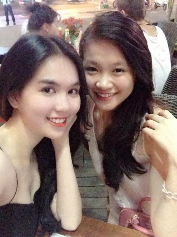 Ngọc Trinh tiết lộ 'bí mật động trời' của tân Hoa hậu Phương Khánh khi chưa nổi tiếng - Ảnh 1