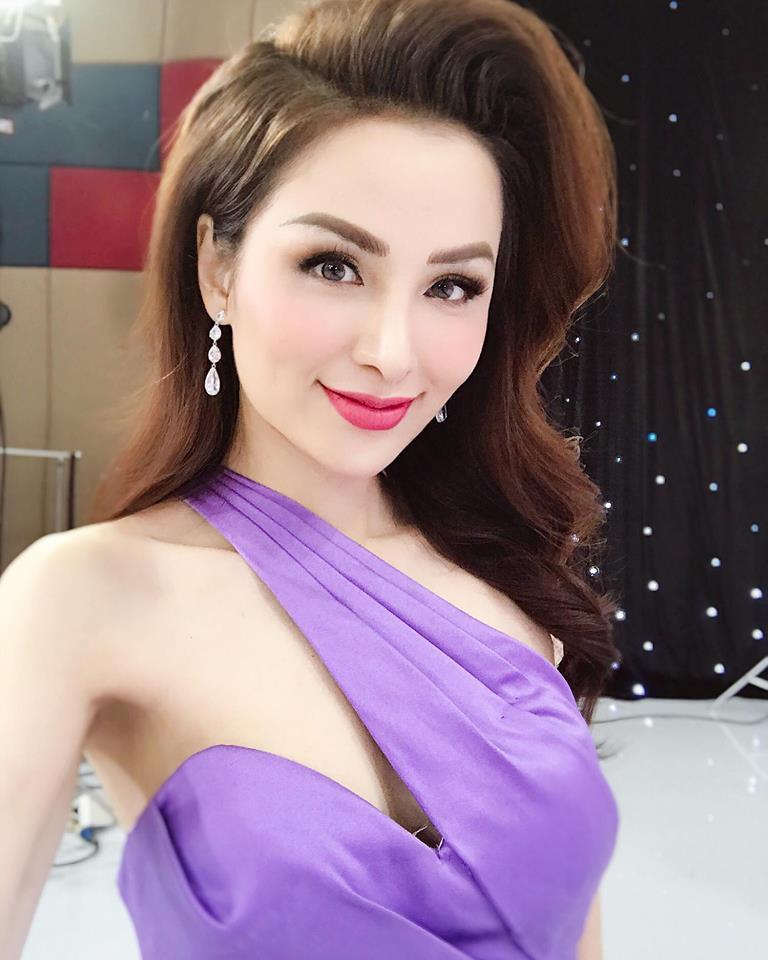 Cận cảnh nhan sắc khác một trời một vực của Hoa hậu Diễm Hương sau phẫu thuật thẩm mỹ - Ảnh 7