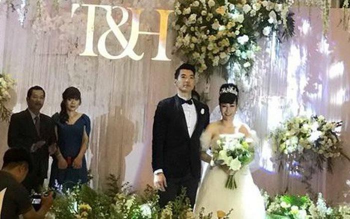 Nhan sắc thực tế ngoài đời của vợ Trương Nam Thành - doanh nhân lớn tuổi có hai con riêng - Ảnh 12