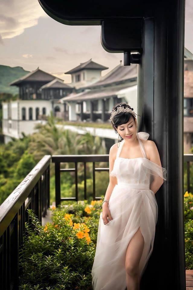 Nhan sắc thực tế ngoài đời của vợ Trương Nam Thành - doanh nhân lớn tuổi có hai con riêng - Ảnh 4