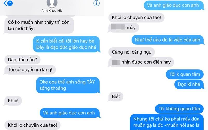 Phạm Lịch tung hết bằng chứng tố Phạm Anh Khoa gạ tình: Sốc với loạt tin nhắn khủng khiếp - Ảnh 6