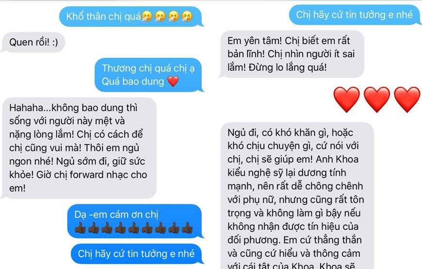 Phạm Lịch tung hết bằng chứng tố Phạm Anh Khoa gạ tình: Sốc với loạt tin nhắn khủng khiếp - Ảnh 7