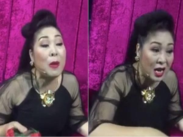 Sau khi vạch trần Việt Hương 'hai mặt', NSND Hồng Vân gây choáng khi làm điều này với Á hậu Trịnh Kim Chi