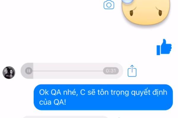 Phạm Quỳnh Anh nói chồng có người khác, Quang Huy lên tiếng bất ngờ - Ảnh 2