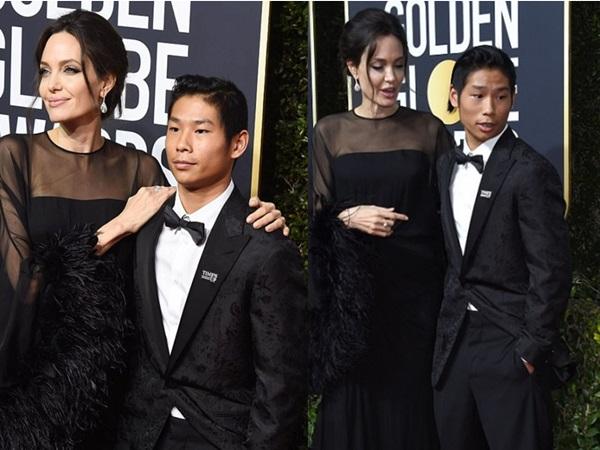 Ngỡ ngàng với vẻ ngoài già dặn của Pax Thiên - cậu bé Việt Nam duy nhất được Angelina Jolie nhận nuôi