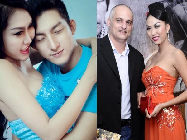 Phi Thanh Vân so sánh hai đời chồng: Người cho tiền làm giàu, người chu cấp 50 triệu rồi mất hút