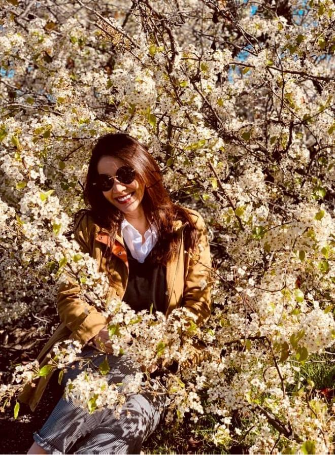 Tăng Thanh Hà bất ngờ khoe ảnh chụp cùng Thân Thúy Hà trên đất Mỹ - Ảnh 5