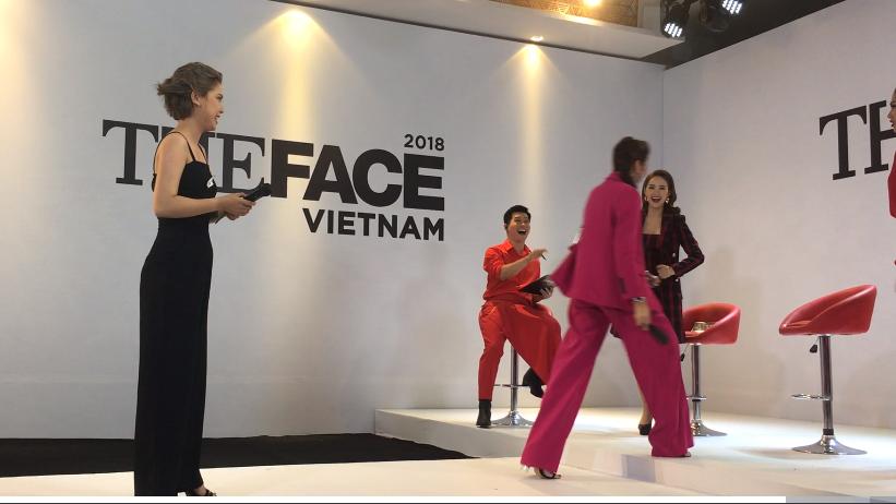 Thanh Hằng bị chê diện đồ như bà ngoại tại vòng casting The Face miền Bắc - Ảnh 2