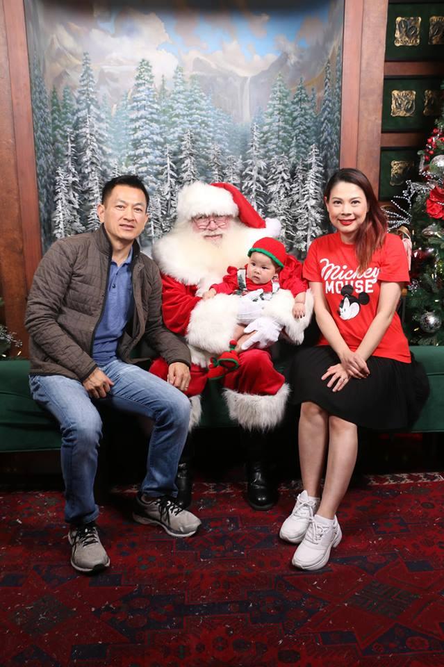 Thanh Thảo khoe ảnh hạnh phúc bên chồng và ba con trước thềm Giáng sinh - Ảnh 1