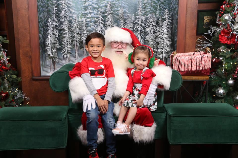 Thanh Thảo khoe ảnh hạnh phúc bên chồng và ba con trước thềm Giáng sinh - Ảnh 4