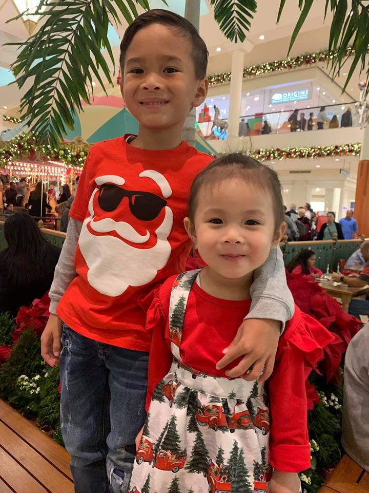Thanh Thảo khoe ảnh hạnh phúc bên chồng và ba con trước thềm Giáng sinh - Ảnh 6