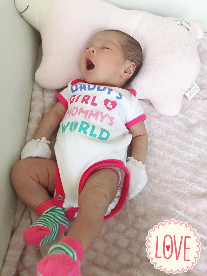 Những hình ảnh hiếm hoi của con gái Thanh Thảo sau gần một tháng chào đời - Ảnh 3