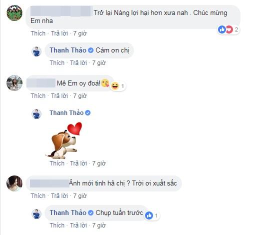 Mới sinh con ba tháng, Thanh Thảo khiến fan bấn loạn vì diện áo đục lỗ ngay điểm nhạy cảm - Ảnh 2