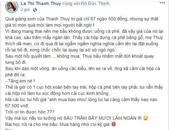 Hé lộ lý do vợ chồng Thanh Thúy bỗng nhiên yêu lại sau 10 năm hôn nhân sóng gió - Ảnh 2