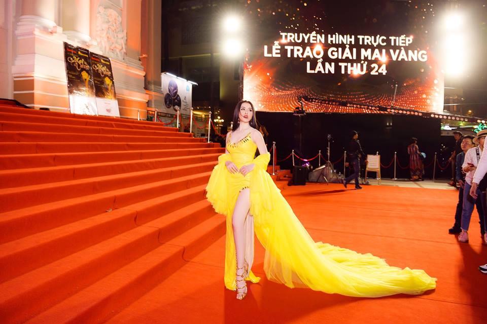 Thư Dung gây phẫn nộ khi lên tiếng phân trần chuyện thuê fan làm náo loạn thảm đỏ Mai Vàng - Ảnh 7