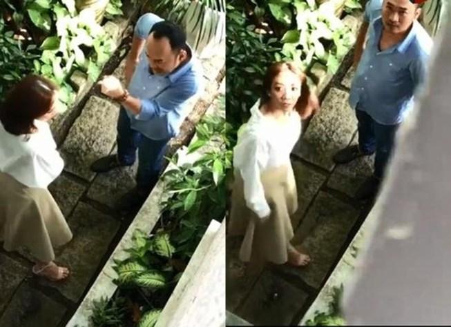 Sáng thức giấc, Thu Trang sợ giật bắn người khi thấy Tiến Luật quấn chăn và hành động kỳ lạ - Ảnh 2