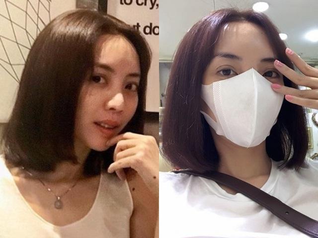Sau vài tháng sang Hàn phẫu thuật, gương mặt Thu Trang dài ngoằng và lạ lẫm đến khó nhận ra - Ảnh 5