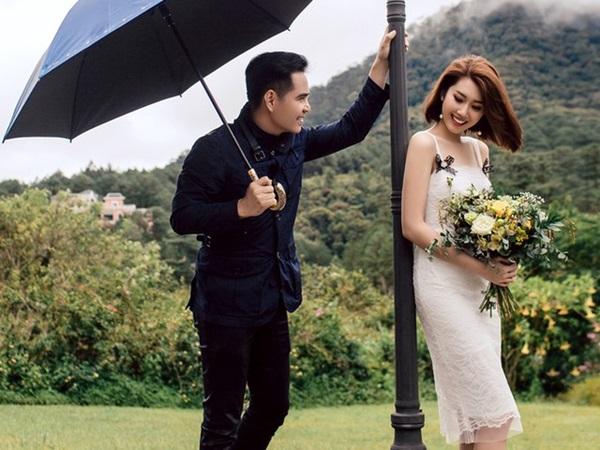 Không còn trong phim, Trung Dũng và Thúy Ngân chuẩn bị đám cưới ngoài đời thực