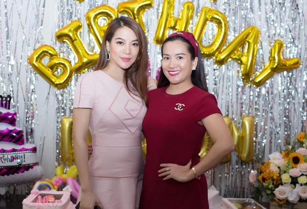 Ly hôn nhiều năm, Trương Ngọc Ánh bất ngờ tái hợp chồng cũ trong tiệc sinh nhật con gái  - Ảnh 9