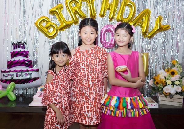 Ly hôn nhiều năm, Trương Ngọc Ánh bất ngờ tái hợp chồng cũ trong tiệc sinh nhật con gái  - Ảnh 8
