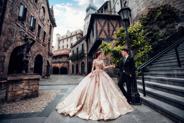 Hé lộ bộ ảnh cưới đẹp như ngôn tình của Ưng Hoàng Phúc và Kim Cương sau hai năm chung sống - Ảnh 11