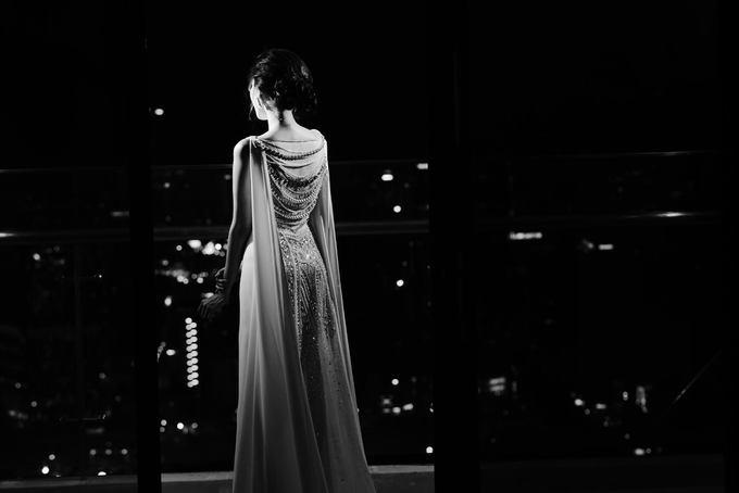 Váy cưới của Lan Khuê giá 500 triệu nhưng đây mới là điều gây choáng nhất - Ảnh 2