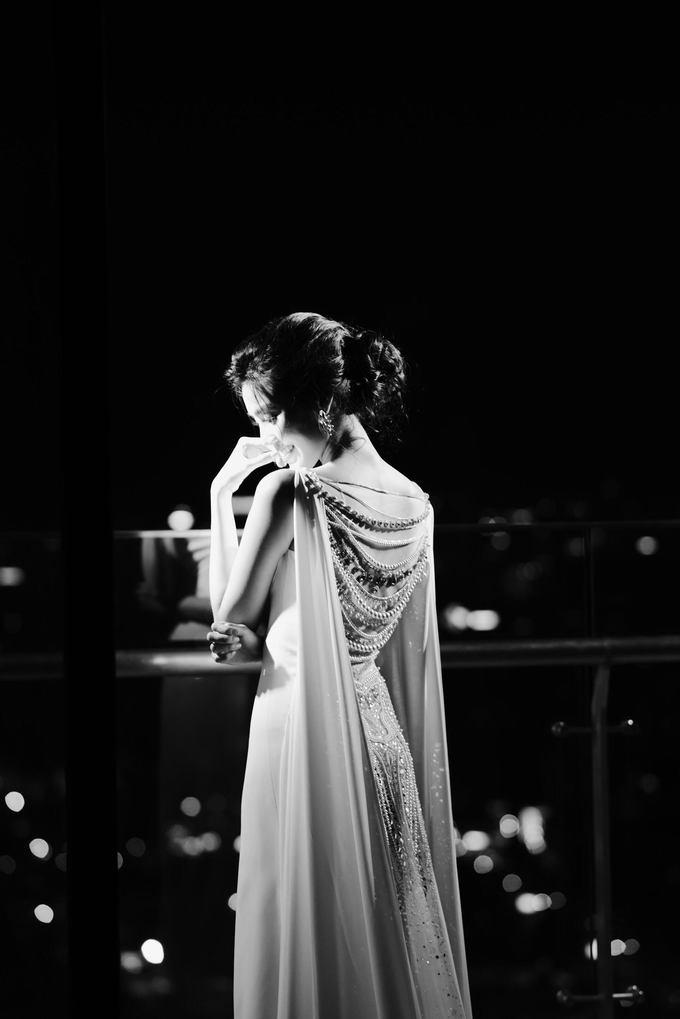 Váy cưới của Lan Khuê giá 500 triệu nhưng đây mới là điều gây choáng nhất - Ảnh 3