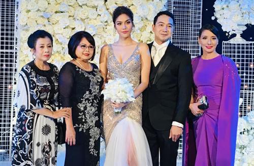 Váy cưới của Lan Khuê giá 500 triệu nhưng đây mới là điều gây choáng nhất - Ảnh 6