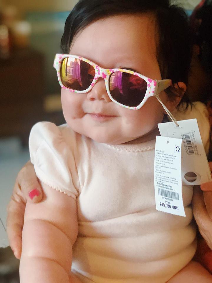 Con gái Hà Anh càng lớn càng bụ bẫm khiến nhiều bà mẹ bỉm sữa ghen tỵ - Ảnh 13