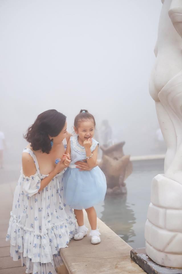 Ngẩn ngơ ngắm vẻ đẹp như thiên thần của con gái Hà Kiều Anh, được dự đoán là Hoa hậu tương lai - Ảnh 12